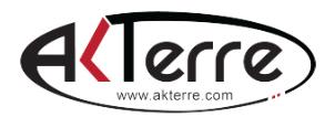 Logo AKTERRE